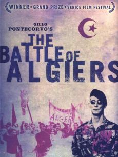 《阿尔及尔之战》海报
