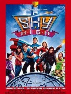《超人高校》海报