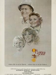 《金色池塘》海报