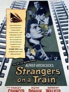 《火车怪客》电影海报
